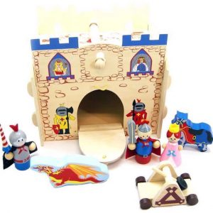 Knight Castle Playset