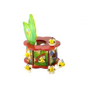 Bee Box Shape Sorter
