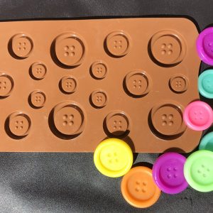 Silicone Button Mould