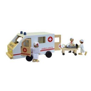 Ambulance - Timbertop Toys