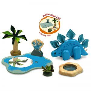 DinoZone - Dino Marina Set - Stegosaur