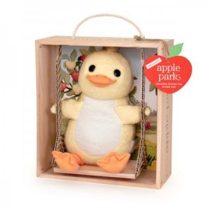 Swinging Crate Ducky : Apple Park - Picnic Pals