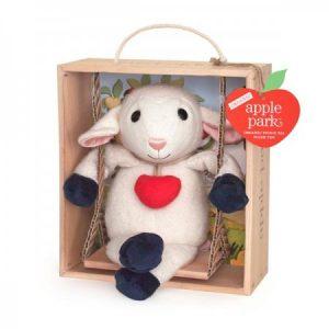 Swinging Crate Lamby : Apple Park - Picnic Pals