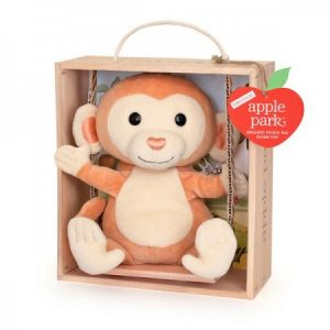 Swinging Crate Monkey : Apple Park - Picnic Pals