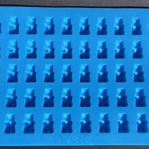 Silicone Gummy Bear Mould