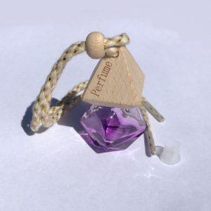 hanging diffuser purple